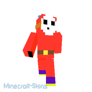 Maskass - Super Mario