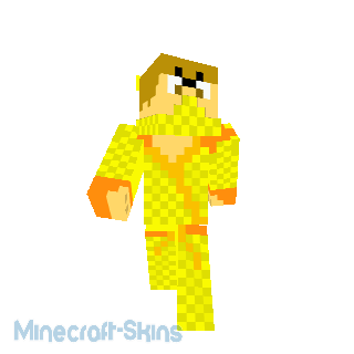 ninja jaune (ninjago)