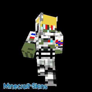astronaute zombifiée