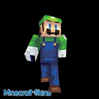Luigi - Super Mario