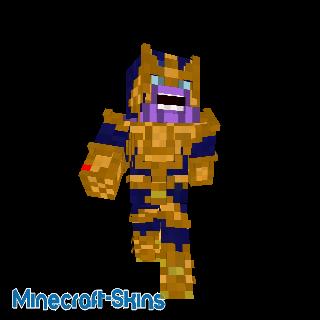 Thanos - Gardiens de la Galaxie
