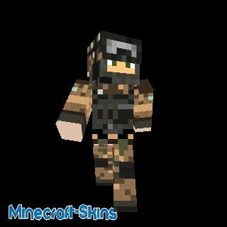Soldat des forces spéciales