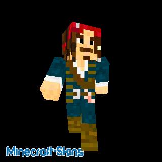 Jack Sparrow - Pirates des caraibes