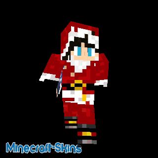 Arry Skin père Noël
