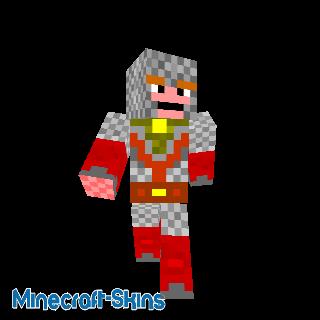 Chevalier rouge
