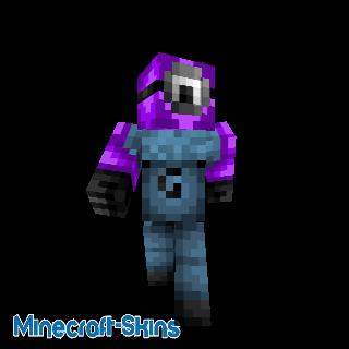 Minion violet - Moi Moche et Méchant 2