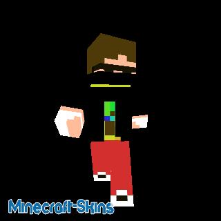 cool mc skins