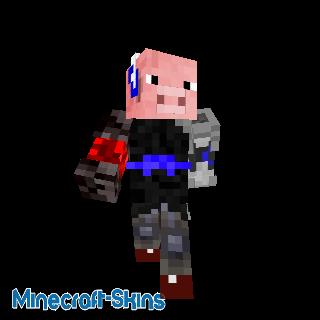 cyborg cochon