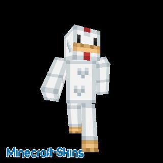 Minecraft skins - Poule minecraft ...