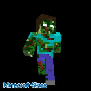 herobrine le zombie