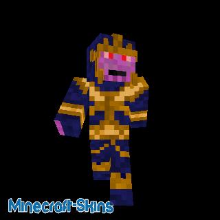 Thanos - Les Gardiens de la Galaxie