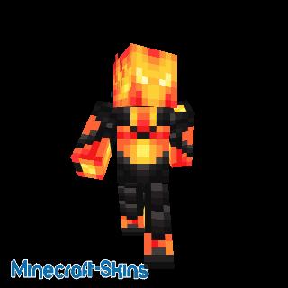 Créature de feu