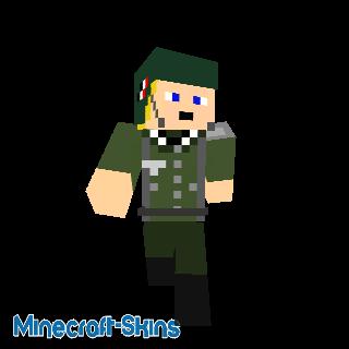 Soldat allemand WWII