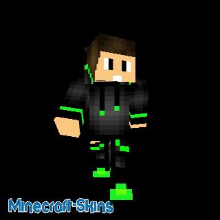 vert garcon