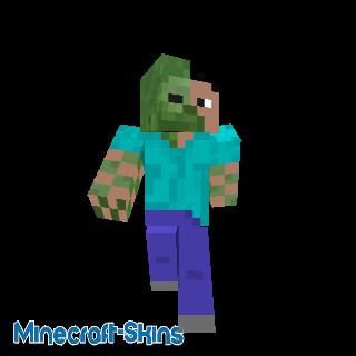 Steve Moitié Zombie