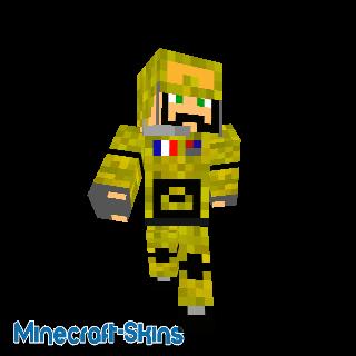 Soldat du désert