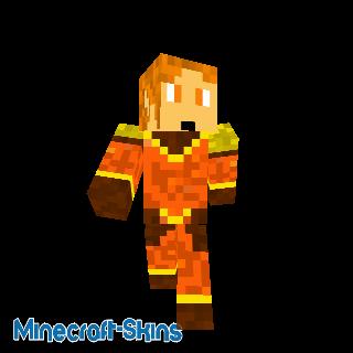 Roi orange