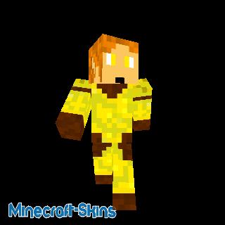 Roi jaune