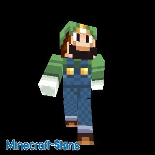 Luigi - Mario