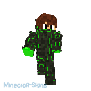 Nano Armure Verte