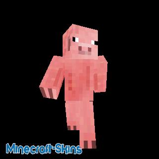 Homme cochon