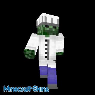 Zombie Cuisinier