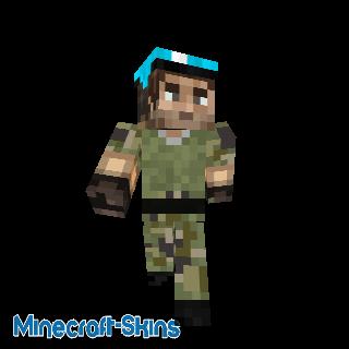Soldat C.D.F O.N.U (ArmA II)