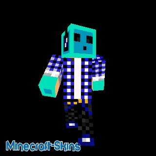 mec cool bleu