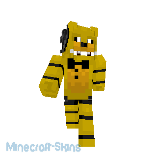 Golden Freddy-Five Nights at Freddy's 1