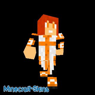 Templier orange
