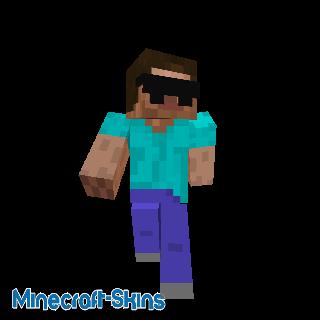 Steve lunette noire
