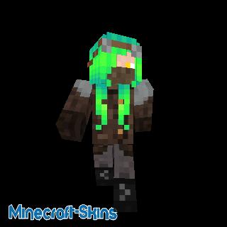 Steampunk vert