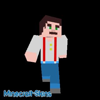 Jesse - Minecraft Story Mode