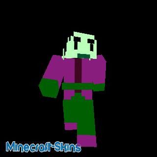 Beast Boy - Minecraft