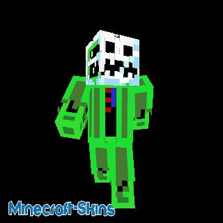 Pixel vert sous verre