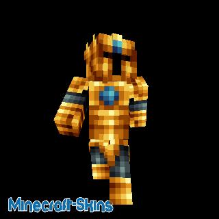 Chevalier en or