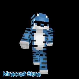 Tigre Bleu (By Magmanez)