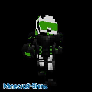 Super-Panda Vert