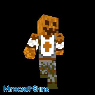 Guerrier pumpkin