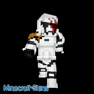 Clone Stormtrooper - Star Wars