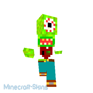 "monstre ""j'aime minecraft"""