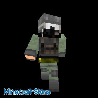 Soldat léger