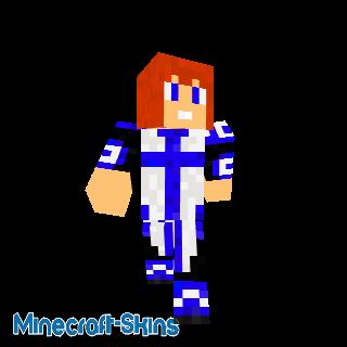 Templier bleu