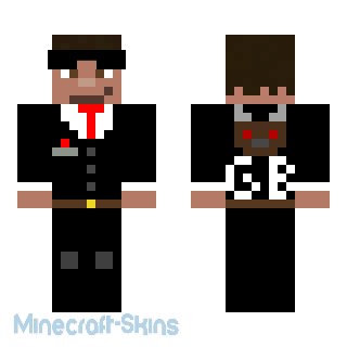 Aperçu de la skin Minecraft