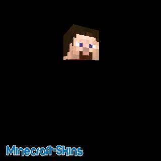 Steve sans tete 1.8