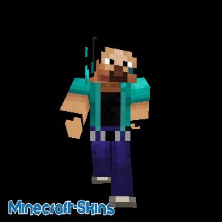 Steve avec micro