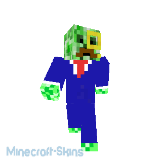 Creeper avec monocle