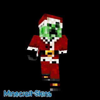 Creeper Noël