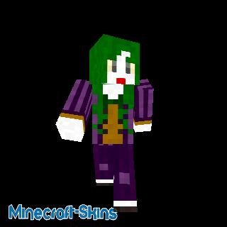 Joker fille - Batman