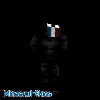 Ninja masque de la France
